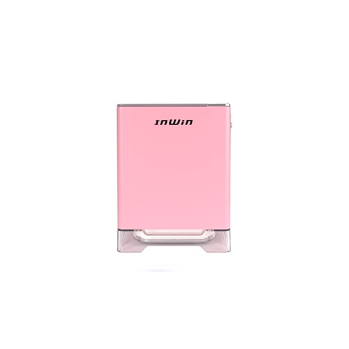 {IW-A1PLUS-PINK} IN WIN A1 Plus (Pink)