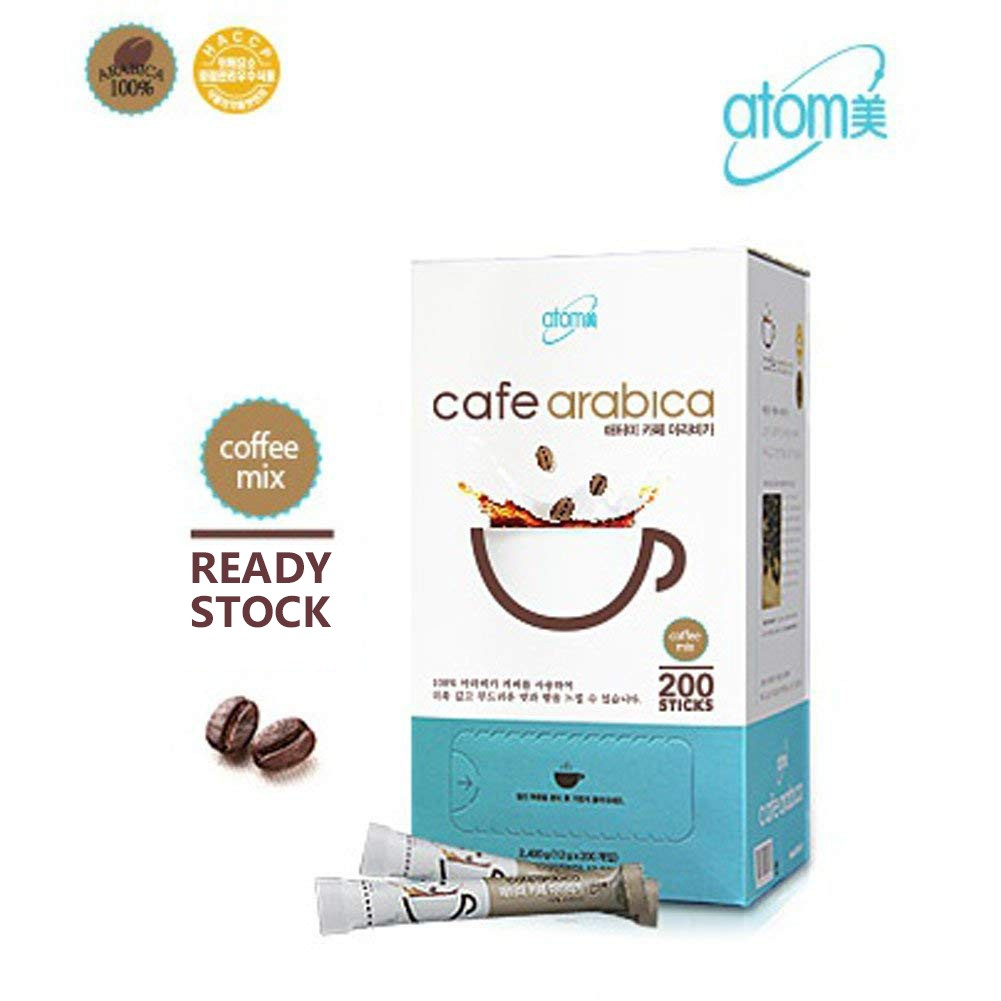 【CLEARANCE】Loose Pack Atomy Cafe Arabica 12g/Stick 3 In 1 Instant Coffee